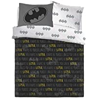 Exclusiva Funda de edredón con Fundas de Almohada, diseño de Batman Harry Potter, Batman