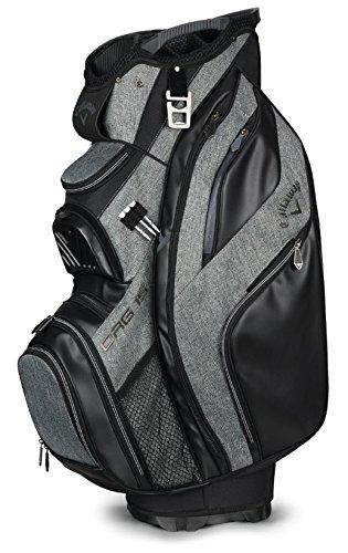 Callaway Org 15Cart Bag Einheitsgröße Black/Titanium/Silver (Golf Teiler Bag)