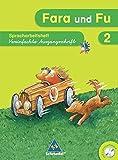Fara und Fu - Ausgabe 2007: Spracharbeitsheft 2 VA mit CD-ROM