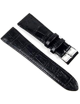 Festina Ersatzband Uhrenarmband Leder Band schwarz 23mm F6748/4 F6748/