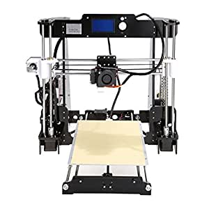 hikenn 3d drucker 3d printer extruder 2016 neueste elektronik. Black Bedroom Furniture Sets. Home Design Ideas
