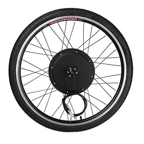1000W eléctrico E Kit conversión bici 26