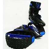 OOFAY Zapatos De Rebote Kangoo Jumps Botas De Correr Antigravedad De Los Hombres De Las Mujeres Saltar Del Zapato De Rebote,Blue,XL