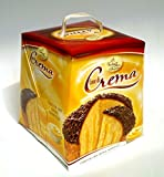 PANETTONE Crema Chantilly (mit Creme gefüllt) Vecchio Forno -750 gr-