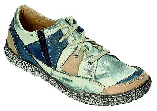 MICCOS , Chaussures de ville à lacets pour femme bleu smog/komb. smog/komb.