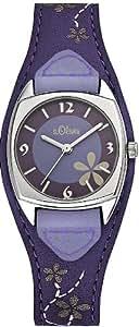 s.Oliver Damen-Armbanduhr SO-1762-LQ