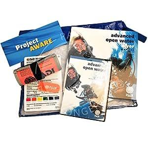 Crewpack PADI Advanced - Nouvelle version Ultimate avec DVD - VF