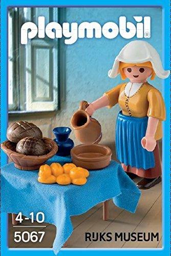 Playmobil 5067 lechera the milkmaid johannes vermeer