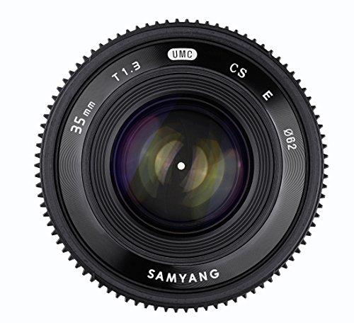 Samyang 35mm T1.3 Cine AS UMC CS Objektiv - 5