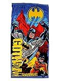 DC Batman Gotham Guardians Serviette de plage 70x 140cm