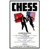 Chess (Broadway Musical) Movie Poster (27,94 x 43,18 cm)