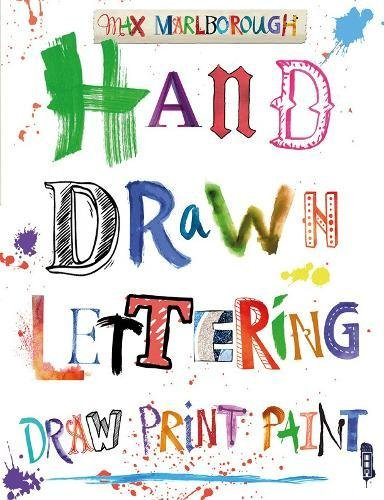 Hand Drawn Lettering (Draw, Print, Paint)
