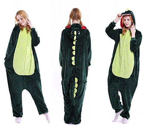 - Dinosaurier Kigurumi Kostüm