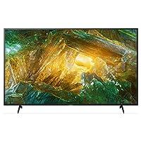 تلفزيون ذكي من سوني مقاس 55 بوصة بنظام اندرويد عالي النطاق، ودقة الترا اتش دي 4 كيه، طراز 55X7577H
