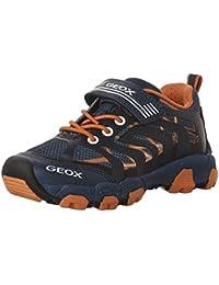 Geox J Magnetar Boy a, Zapatillas para Niños