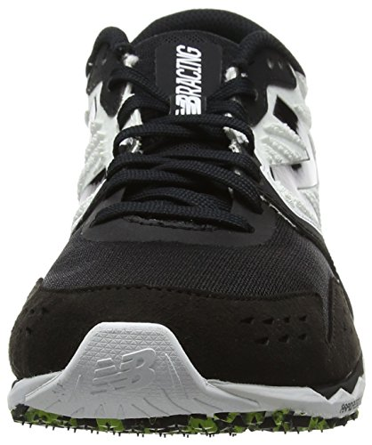 New Balance Hanzo, Scarpe Running Uomo Nero (Black/white)