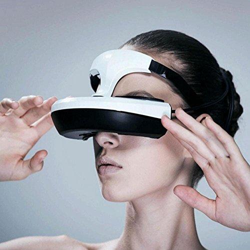 Upgrade All In One VR Maschine Virtual Reality Headset 3D Gläser Box 5,5 Zoll Display mit 2K...