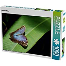 Himmelsfalter 1000 Teile Puzzle quer: Schmetterlinge der Tropen bieten eine große Vielfalt an Form, Farbe und Erscheinung. (CALVENDO Tiere)