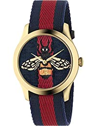 806ab1bea48 Amazon.es  Gucci - Jewels Gold Time  Relojes