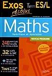 Maths Tle ES/L, Enseignement sp�cifiq...