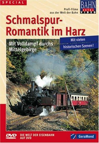 DVD Schmalspur-Romantik im Harz