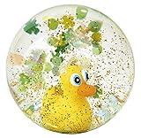 Moses. 29176 QuEntchen Glückskugel Flummi | Springball mit Ente | Für Kinder, bunt