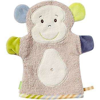 Fehn Monkey Donkey Waschhandschuh Esel NEU