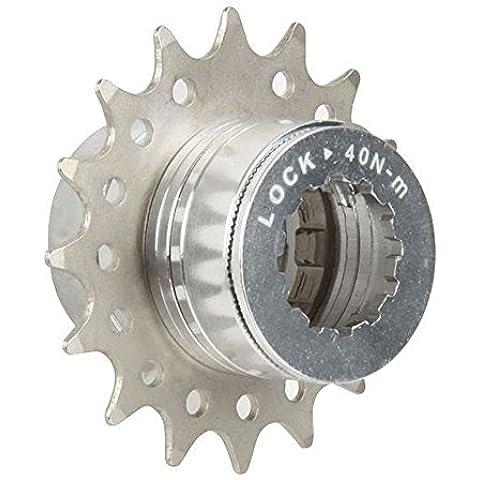 Per bici a scatto fisso a una velocità Urban gear-Kit di conversione posteriori a 17 (Velocità Di Conversione)