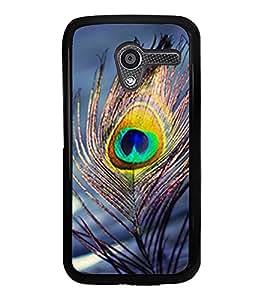 PrintVisa Designer Back Case Cover for Motorola Moto X :: Motorola Moto X (1st Gen) XT1052 XT1058 XT1053 XT1056 XT1060 XT1055 (black feeling heart purelove missyou)