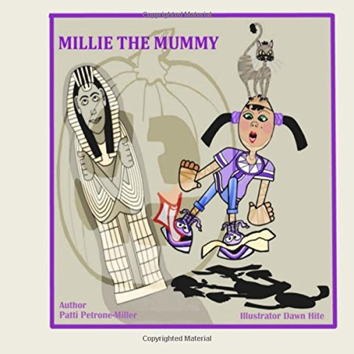 Millie the Mummy (Halloween Town, Band 1)