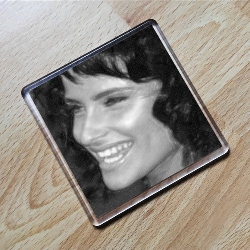Seasons NELLY FURTADO - Original Art Coaster #js005