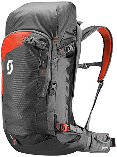 Scott Backcountry Guide AP Rucksack Dark Grey/Burnt Orange, 66 x 28 x 22 cm, 40 L