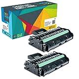 2 Do it Wiser XL Kompatibel Toner für Ricoh SP-211 SP-201 SP-204 SP-213 SP-200 SP-203 SP-210 SP-212 | 407254 | Schwarz 2.600 Seiten