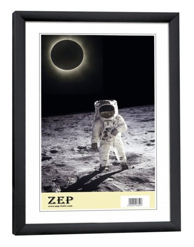 ZEP–New Easy Negro 30x 40Plástico Marco