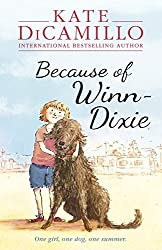 Because of Winn-Dixie by Kate DiCamillo (2014-09-04)