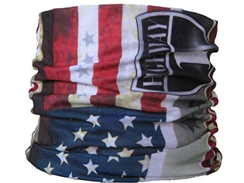 Multifunktionstuch USA Flagge, highway1 (Usa Headwear)