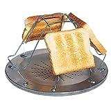 Brunner Edelstahl Camping Toaster