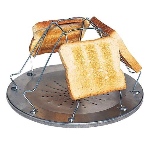 Edelstahl Camping Toaster