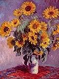 Lais Puzzle Claude Monet - Natura Morta con Girasoli 1000 Pezzi