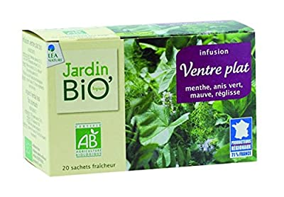 Jardin Bio Infusion Ventre Plat 30 g