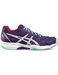 Asics Tennis Shoes Gel-Padel Exclusive 4 Sg, PURPLE / COCKATOO, 37M