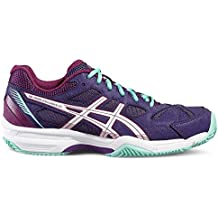 Asics Tennis Shoes Gel-Padel Exclusive 4 Sg Purple / Cockatoo 39m