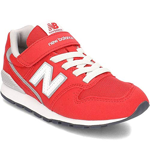 New Balance YV996 Jungen und Mädchen Sneakers Rot, EU 35 -
