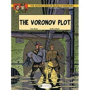 Blake & Mortimer - tome 8 The Voronov plot (08)