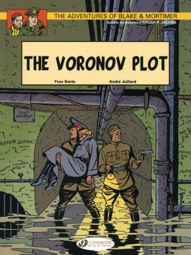 Blake & Mortimer - tome 8 The Voronov plot (08)