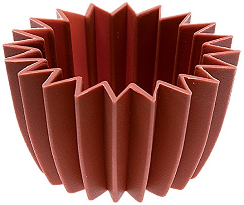 Sambonet gadgets pirottini, silicone, rosso