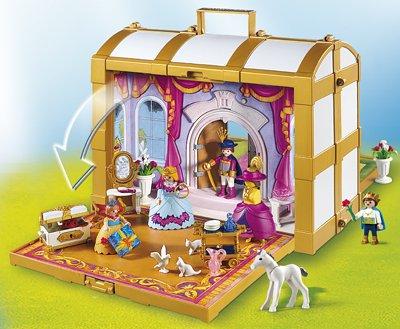 PLAYMOBIL 4249 - Mein Prinzessinnenkoffer zum Mitnehmen