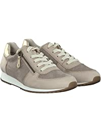 Paul Green Damen Sneaker 1157 1157 511 braun 294323: Amazon