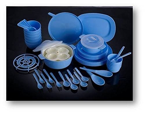 MORPHY RICHARDS Plastic Arta Microwaveable Dinner Set