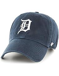 Casquette Clean Up Detroit Tigers bleu marine 47 BRAND